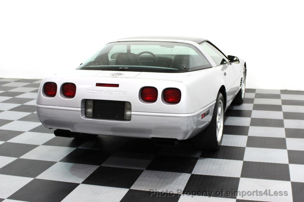 1996 Chevrolet Corvette CORVETTE COLLECTOR EDITION COUPE 6 SPEED - 16417240 - 18