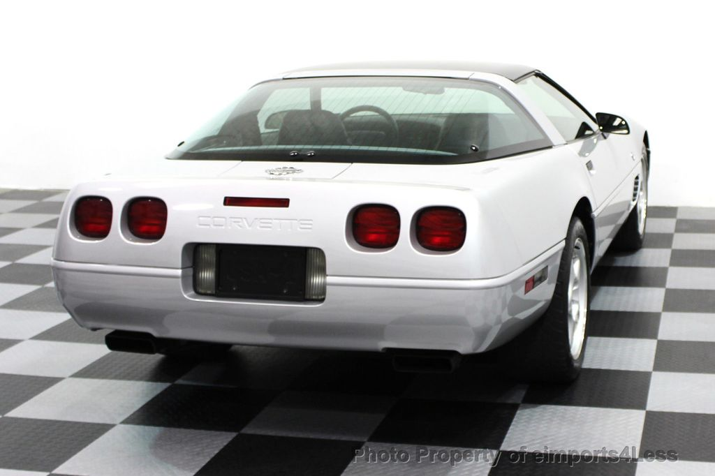 1996 Chevrolet Corvette CORVETTE COLLECTOR EDITION COUPE 6 SPEED - 16417240 - 19