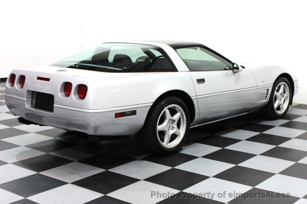 1996 Chevrolet Corvette CORVETTE COLLECTOR EDITION COUPE 6 SPEED - 16417240 - 20