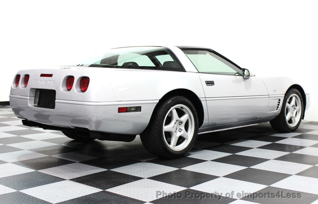 1996 Chevrolet Corvette CORVETTE COLLECTOR EDITION COUPE 6 SPEED - 16417240 - 21