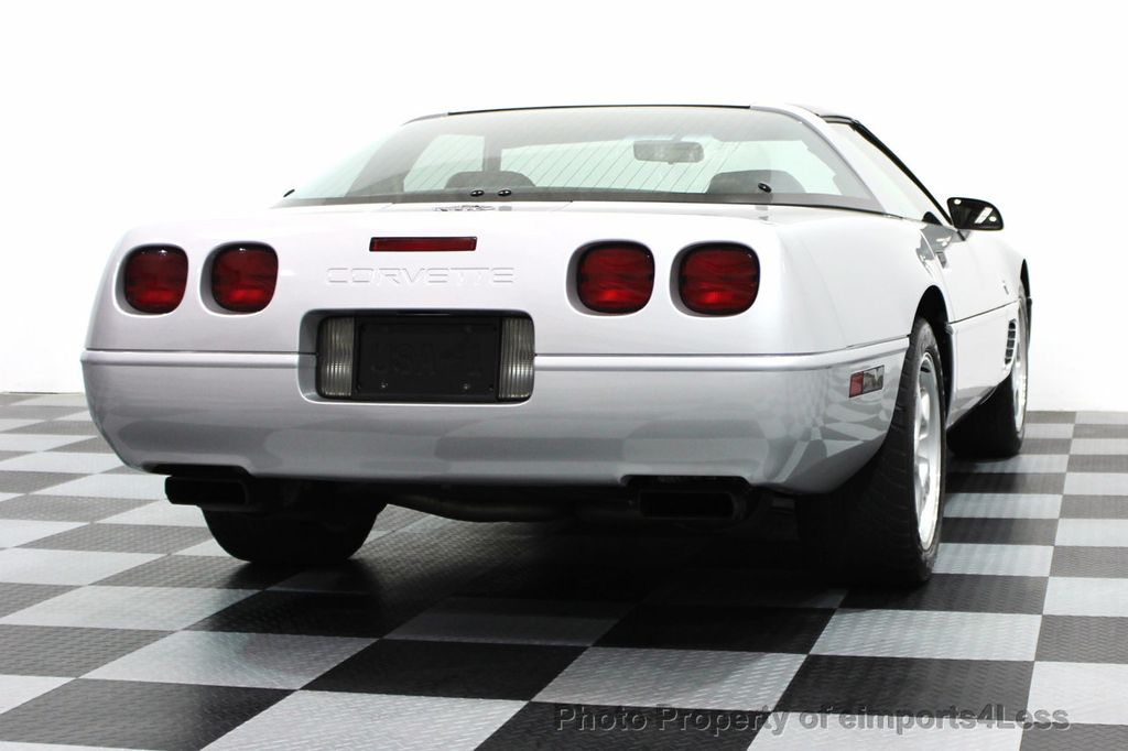 1996 Chevrolet Corvette CORVETTE COLLECTOR EDITION COUPE 6 SPEED - 16417240 - 22