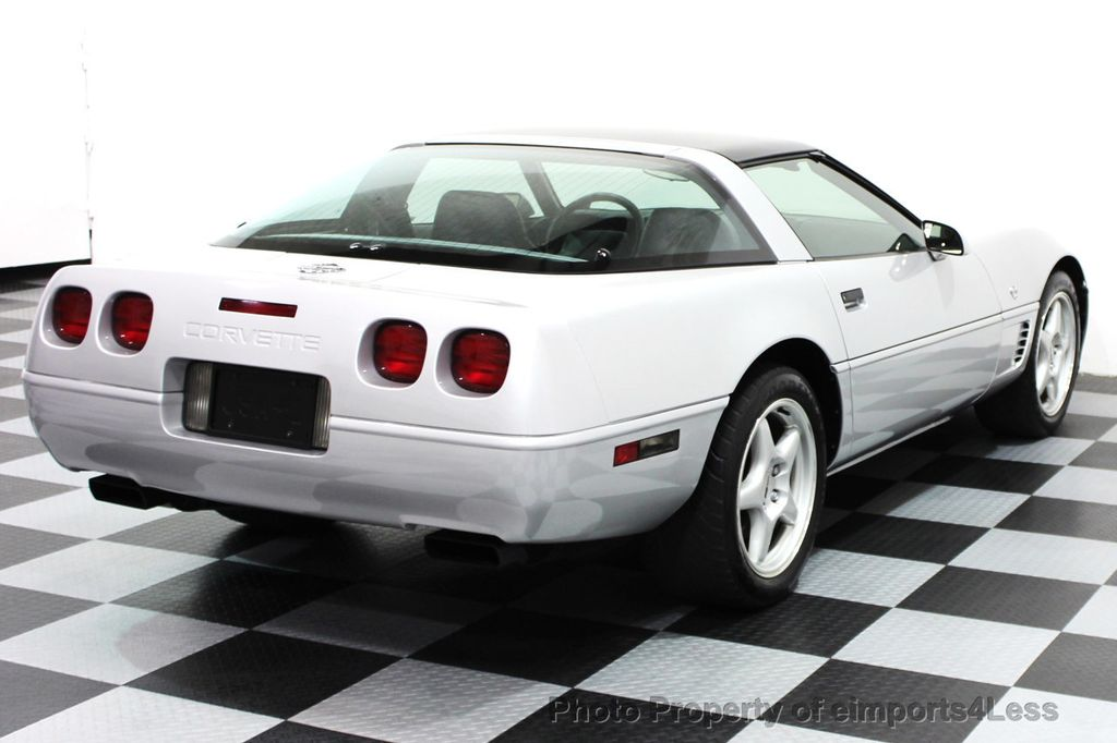 1996 Chevrolet Corvette CORVETTE COLLECTOR EDITION COUPE 6 SPEED - 16417240 - 3