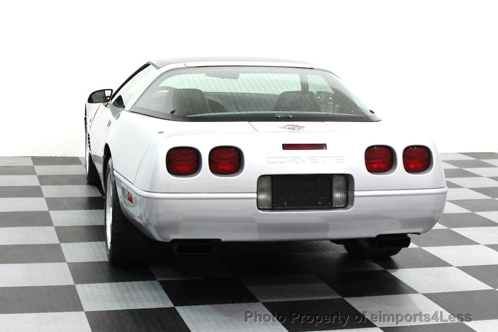 1996 Chevrolet Corvette CORVETTE COLLECTOR EDITION COUPE 6 SPEED - 16417240 - 23