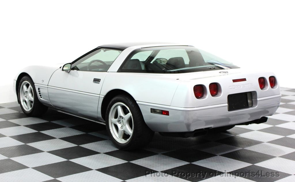 1996 Chevrolet Corvette CORVETTE COLLECTOR EDITION COUPE 6 SPEED - 16417240 - 24