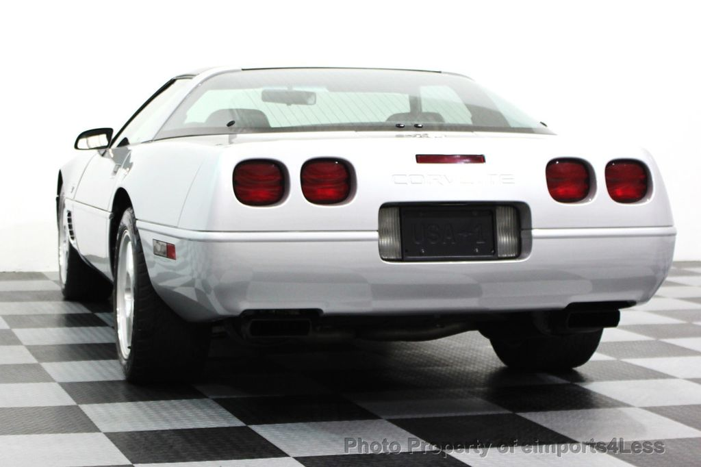 1996 Chevrolet Corvette CORVETTE COLLECTOR EDITION COUPE 6 SPEED - 16417240 - 25