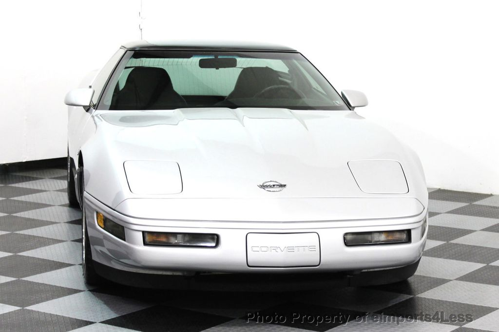 1996 Chevrolet Corvette CORVETTE COLLECTOR EDITION COUPE 6 SPEED - 16417240 - 26