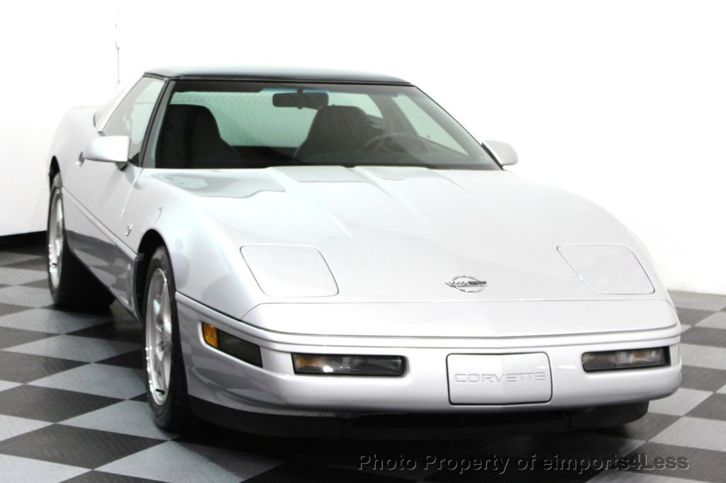 1996 Chevrolet Corvette CORVETTE COLLECTOR EDITION COUPE 6 SPEED - 16417240 - 27