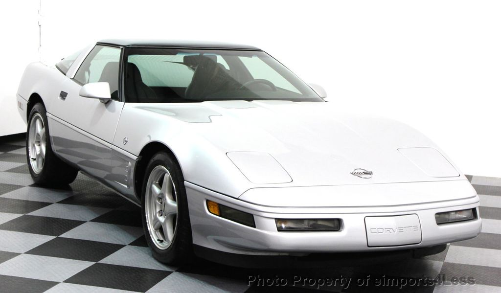 1996 Chevrolet Corvette CORVETTE COLLECTOR EDITION COUPE 6 SPEED - 16417240 - 28