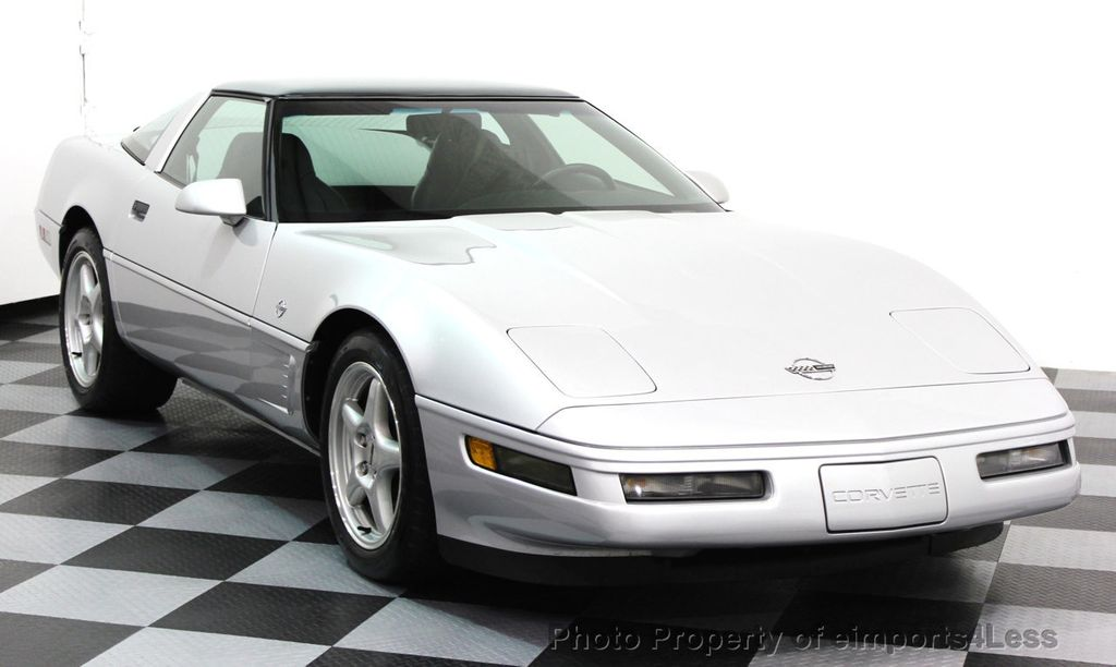 1996 Chevrolet Corvette CORVETTE COLLECTOR EDITION COUPE 6 SPEED - 16417240 - 29