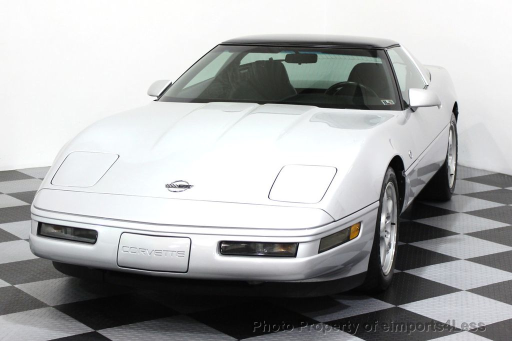 1996 Chevrolet Corvette CORVETTE COLLECTOR EDITION COUPE 6 SPEED - 16417240 - 30