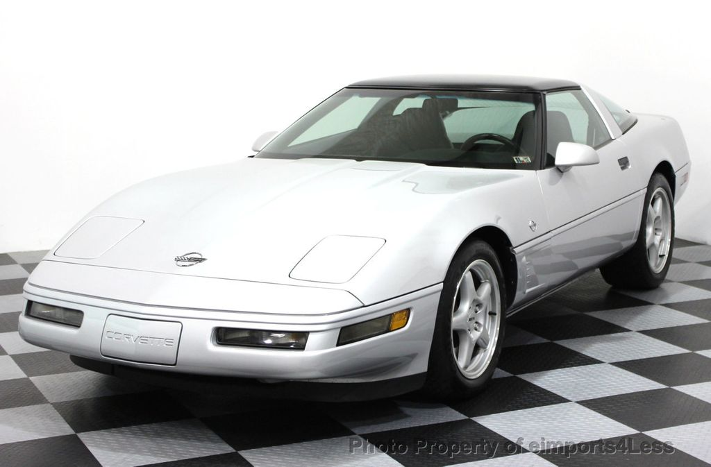 1996 Chevrolet Corvette CORVETTE COLLECTOR EDITION COUPE 6 SPEED - 16417240 - 31
