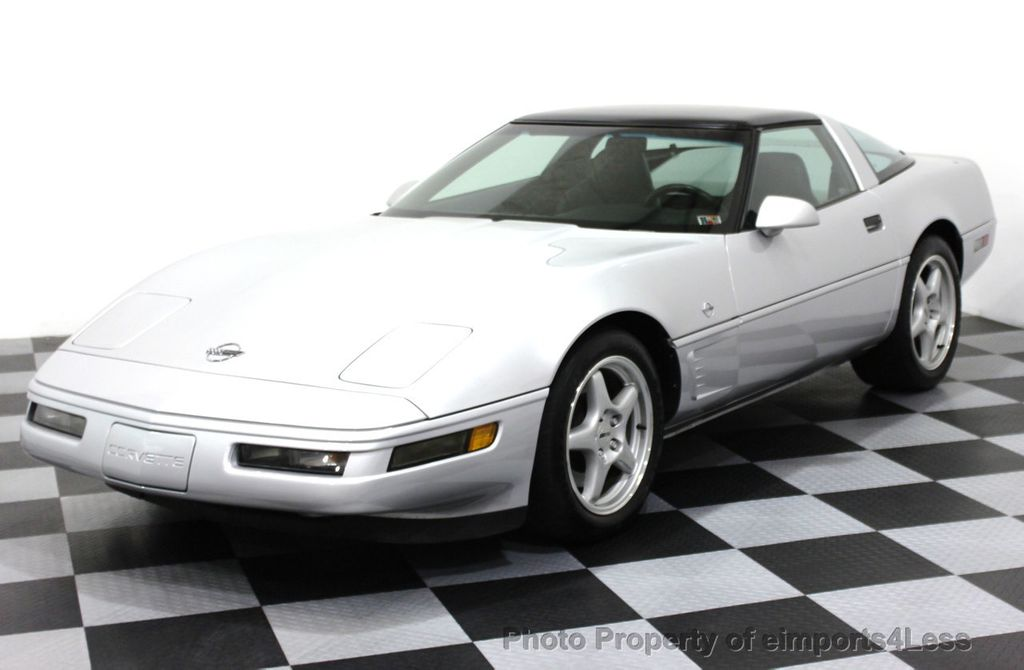 1996 Chevrolet Corvette CORVETTE COLLECTOR EDITION COUPE 6 SPEED - 16417240 - 32