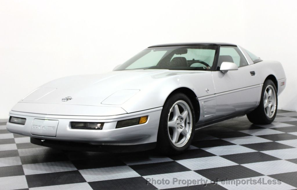 1996 Chevrolet Corvette CORVETTE COLLECTOR EDITION COUPE 6 SPEED - 16417240 - 33