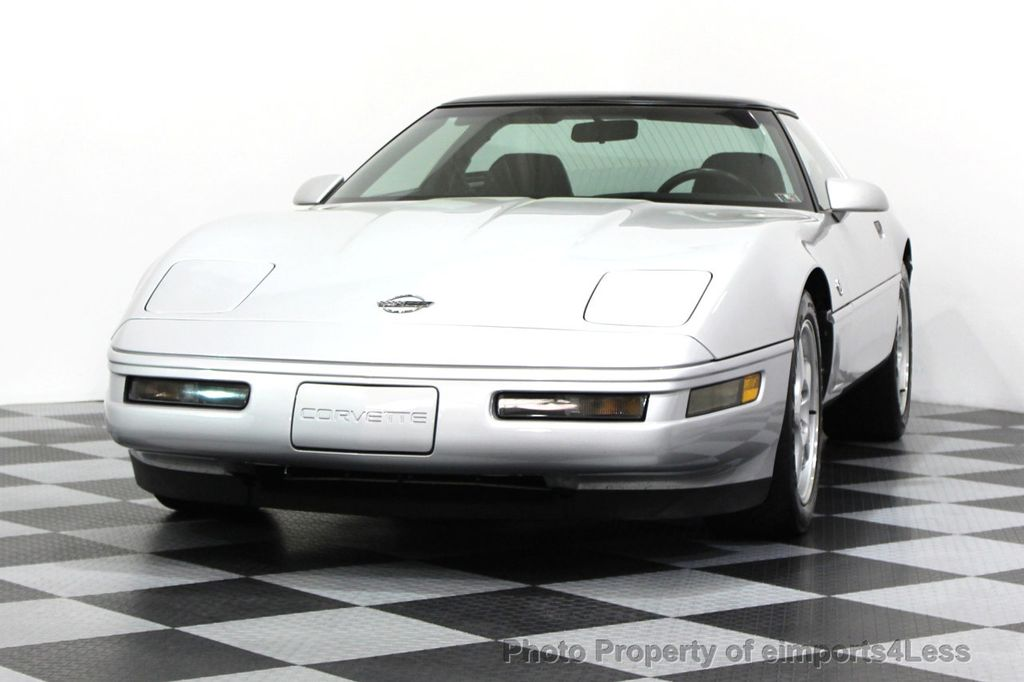 1996 Chevrolet Corvette CORVETTE COLLECTOR EDITION COUPE 6 SPEED - 16417240 - 34