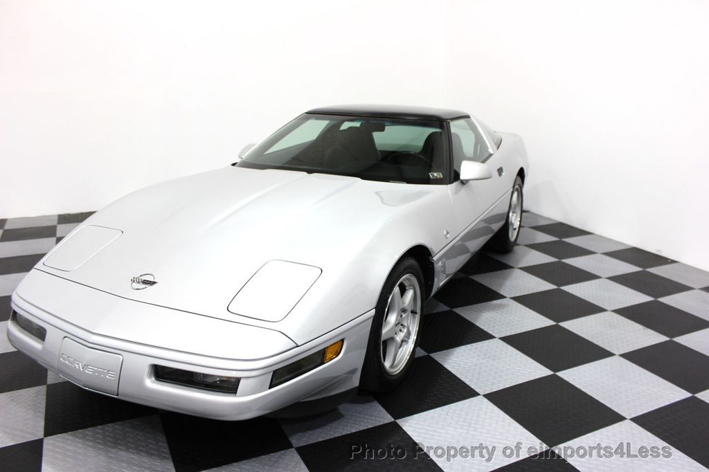 1996 Chevrolet Corvette CORVETTE COLLECTOR EDITION COUPE 6 SPEED - 16417240 - 35