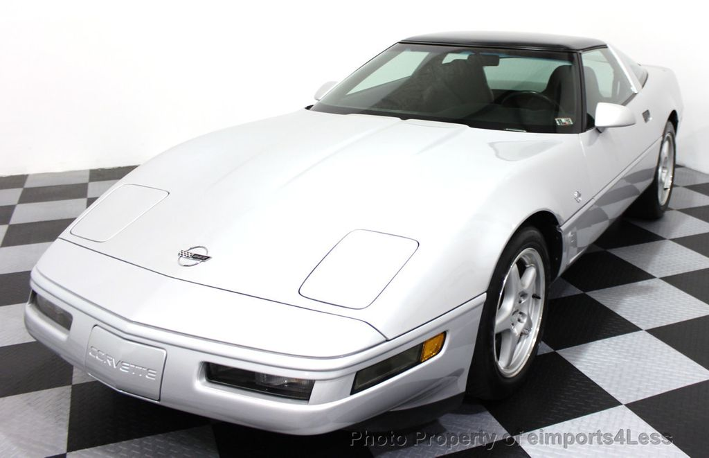 1996 Chevrolet Corvette CORVETTE COLLECTOR EDITION COUPE 6 SPEED - 16417240 - 36