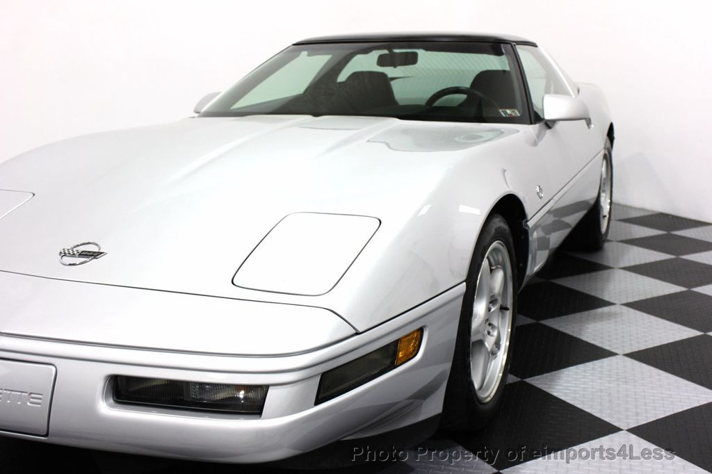 1996 Chevrolet Corvette CORVETTE COLLECTOR EDITION COUPE 6 SPEED - 16417240 - 41