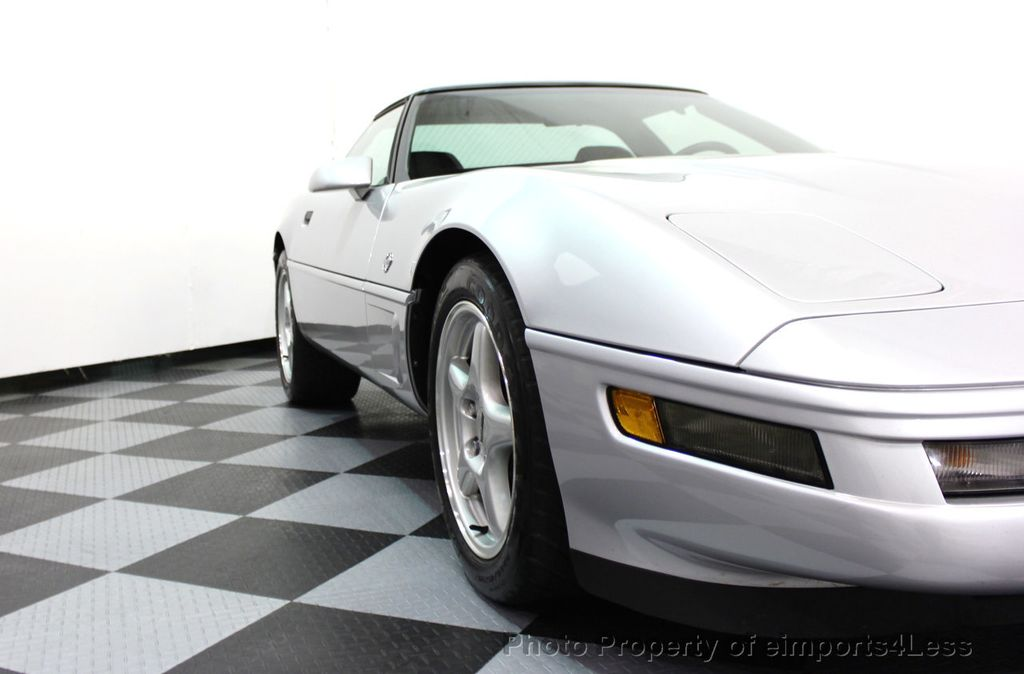 1996 Chevrolet Corvette CORVETTE COLLECTOR EDITION COUPE 6 SPEED - 16417240 - 43