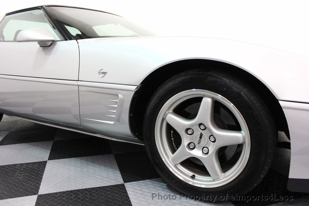 1996 Chevrolet Corvette CORVETTE COLLECTOR EDITION COUPE 6 SPEED - 16417240 - 46
