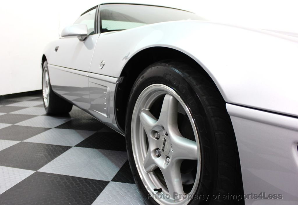 1996 Chevrolet Corvette CORVETTE COLLECTOR EDITION COUPE 6 SPEED - 16417240 - 47