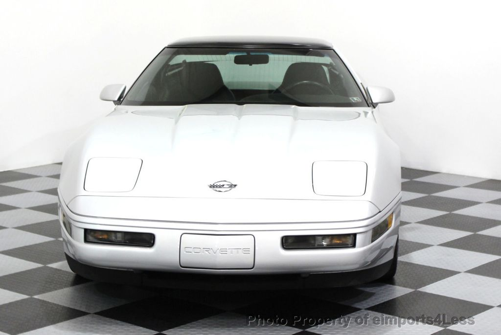 1996 Chevrolet Corvette CORVETTE COLLECTOR EDITION COUPE 6 SPEED - 16417240 - 48
