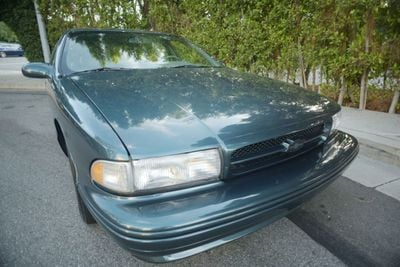 1996 Chevrolet Impala SS 4dr Sedan - Click to see full-size photo viewer