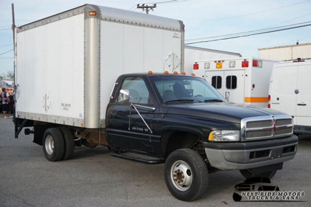 1996 Dodge Ram 3500 Chassis Cab *LIFT GATE*LOW MILES*1-OWNER*Clean Carfax*Clean Title*  - 16207576 - 7