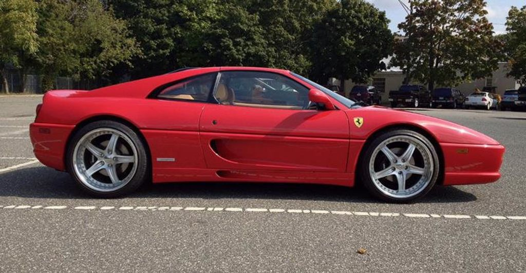 1996 Used Ferrari F355 Gts At Webe Autos Serving Long Island