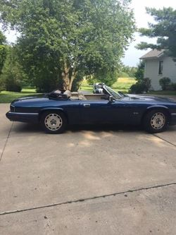 1996 Jaguar XJS Convertible - 7727374708