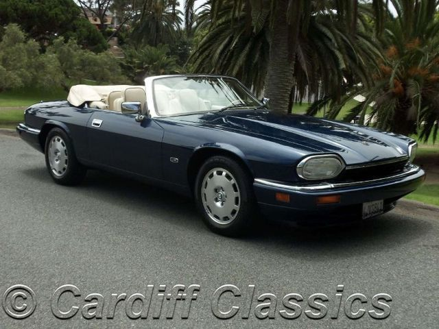 1996 Jaguar XJS Convertible Convertible   Click To See Full Size Photo  Viewer