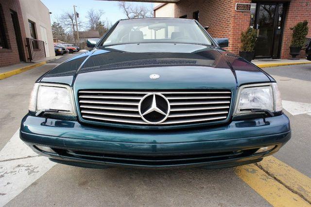 1996 Mercedes-Benz SL Class