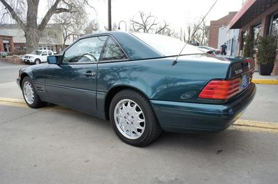 1996 Mercedes-Benz SL Class SL Class 2dr Roadster 3.2L - Click to see full-size photo viewer