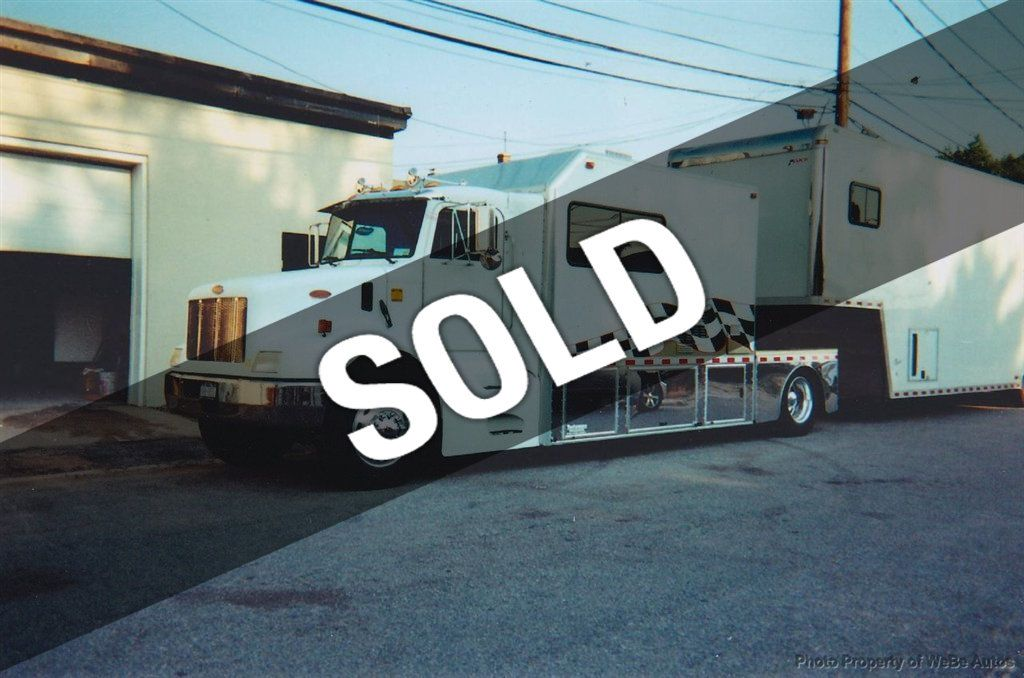1996 Peterbilt Towderhome For Sale - 9933077 - 0