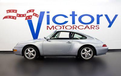 1996 Porsche 911 993 Coupe