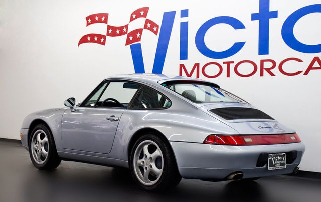 1996 Porsche 911 993 - Click to see full-size photo viewer