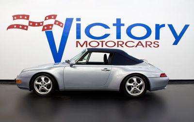1996 Porsche 911 993 CAB Convertible