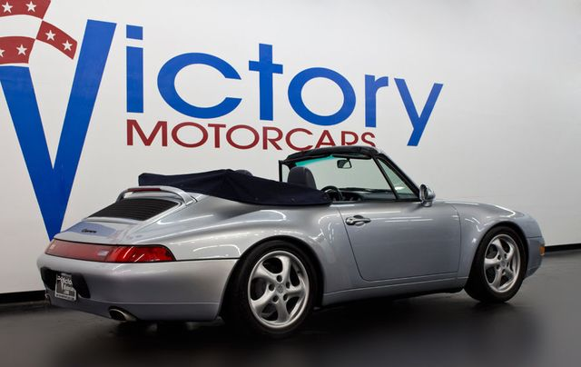 1996 Porsche 911 993 CAB - Click to see full-size photo viewer