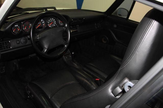 1996 Porsche 911 Carrera - Click to see full-size photo viewer