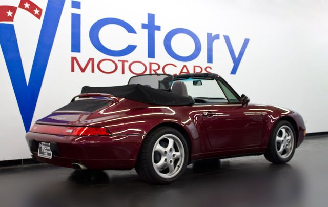 1996 Porsche 911 Carrera 4 - Click to see full-size photo viewer