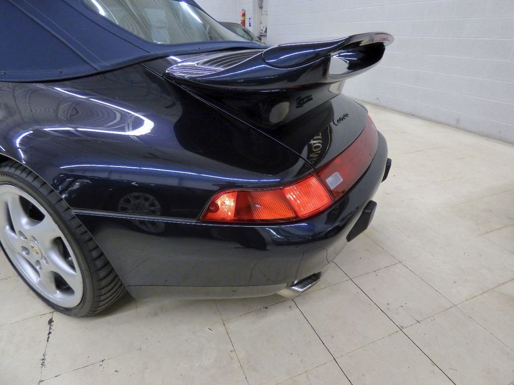1996 Porsche 911 Carrera 2dr Carrera Cabriolet 6-Speed Manual Convertible - WP0CA2990TS340801 - 16