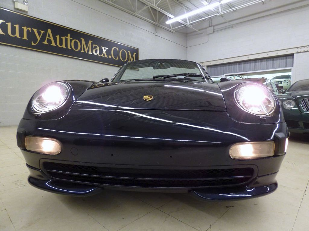 1996 Porsche 911 Carrera 2dr Carrera Cabriolet 6-Speed Manual Convertible - WP0CA2990TS340801 - 19