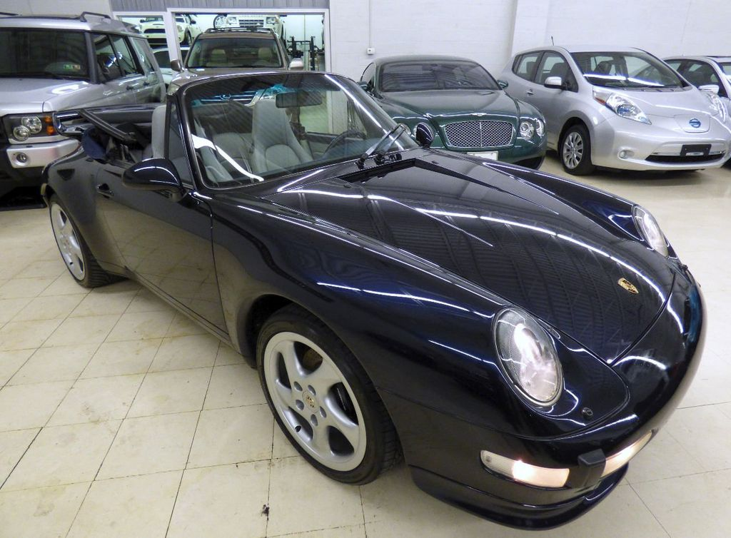 1996 Porsche 911 Carrera 2dr Carrera Cabriolet 6-Speed Manual Convertible - WP0CA2990TS340801 - 21