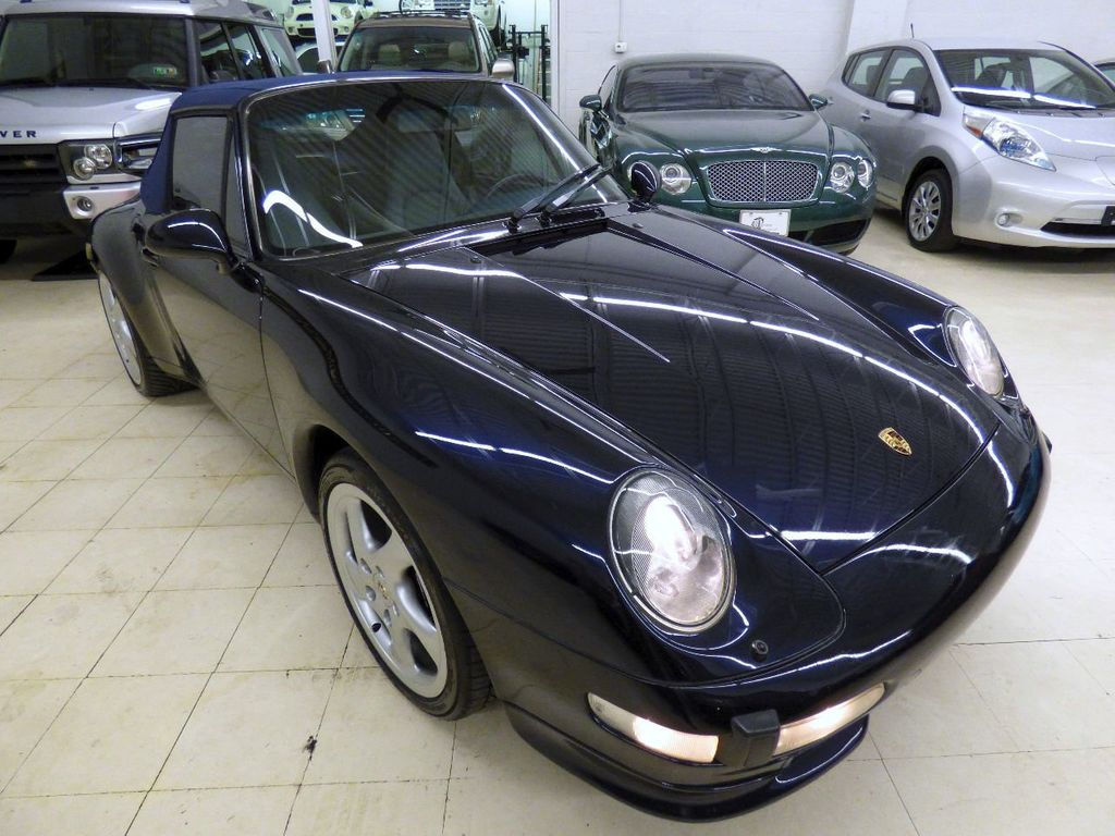 1996 Porsche 911 Carrera 2dr Carrera Cabriolet 6-Speed Manual Convertible - WP0CA2990TS340801 - 6
