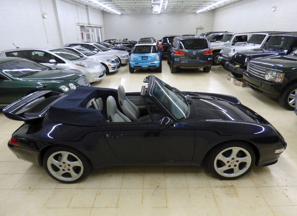1996 Porsche 911 Carrera 2dr Carrera Cabriolet 6-Speed Manual Convertible - WP0CA2990TS340801 - 7