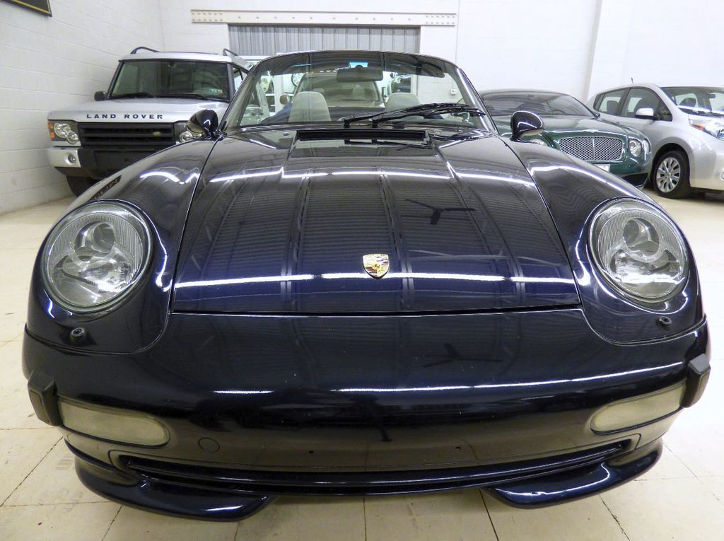 1996 Porsche 911 Carrera 2dr Carrera Cabriolet 6-Speed Manual Convertible - WP0CA2990TS340801 - 82