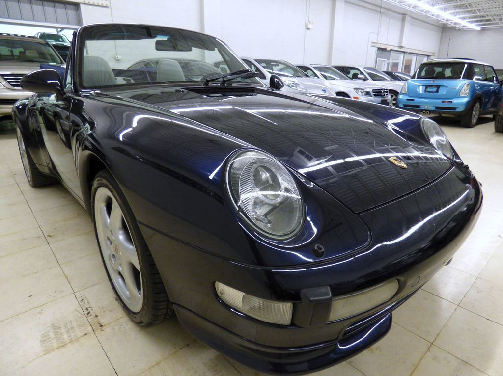 1996 Porsche 911 Carrera 2dr Carrera Cabriolet 6-Speed Manual Convertible - WP0CA2990TS340801 - 83