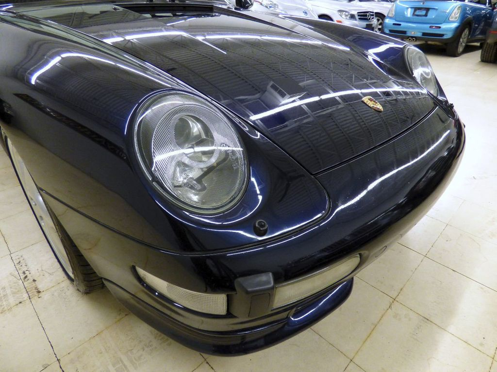 1996 Porsche 911 Carrera 2dr Carrera Cabriolet 6-Speed Manual Convertible - WP0CA2990TS340801 - 84