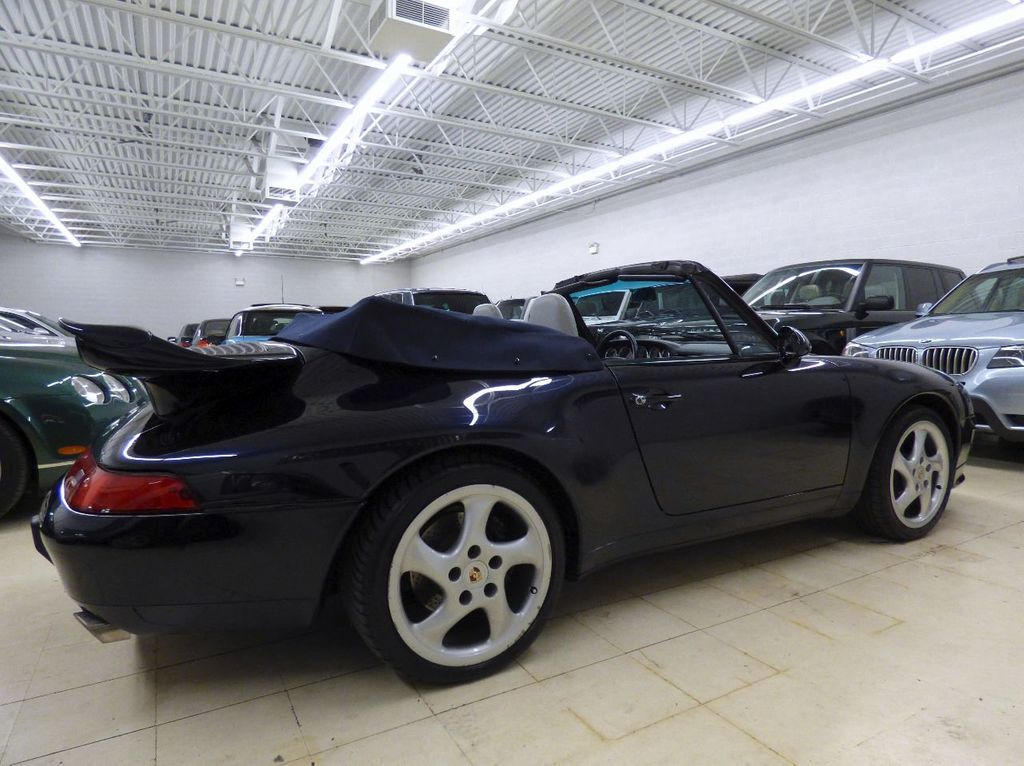 1996 Porsche 911 Carrera 2dr Carrera Cabriolet 6-Speed Manual Convertible - WP0CA2990TS340801 - 86