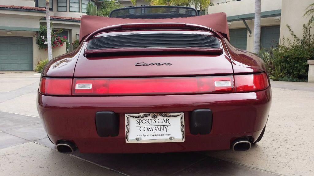1996 Porsche 911/993 993 Carrera Cabriolet - 15313635 - 11