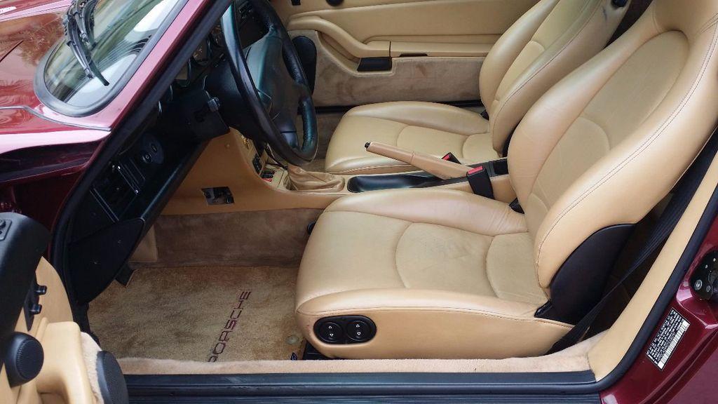 1996 Porsche 911/993 993 Carrera Cabriolet - 15313635 - 16
